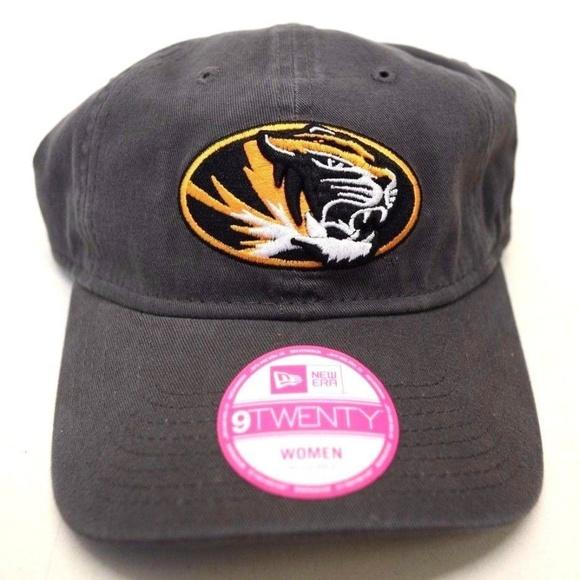 Womens New Era Missouri Tigers 9twenty Cap  acb47b36b048
